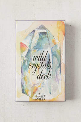 Tamed Wild Apothecary Tamed Wild Wild Crystals Card Deck