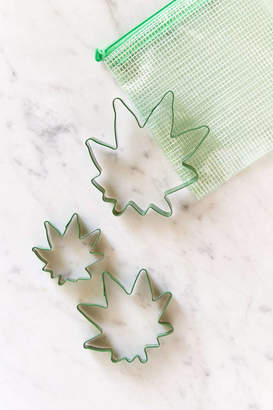 Assorted Leaf Cookie Cutter Set