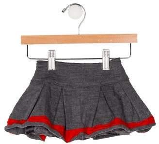 Elsy Girls' Wool Skirt
