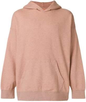 Visvim front pocket hoodie