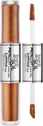 Touch In Sol - Metallist Liquid Foil Lipstick Duo