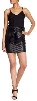 IRO Kanel Tie Waist Skirt