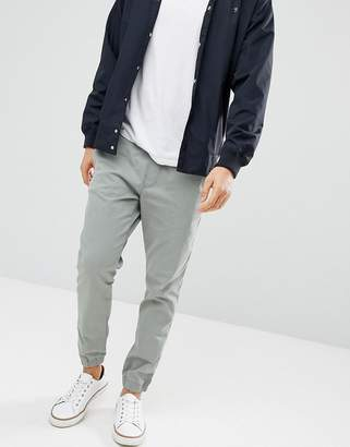 Esprit Slim Fit Woven Jogger with Cuff
