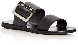 Sol Sana Women's April Leather Slide Sandals