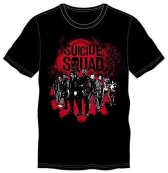 DC Comics Suicide Squad Group Short Sleeve T-shirt