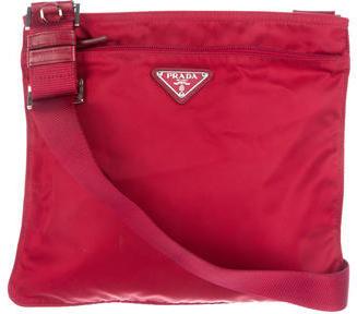pradaPrada Vela Crossbody Bag