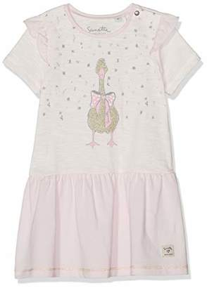 Sanetta Baby Girls' Dress Knitted(Size: 080)