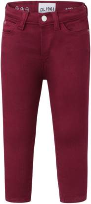 DL1961 Burgundy Skinny Jeans