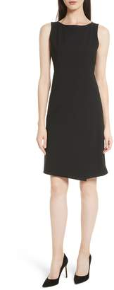 Theory Risbana Good Wool A-Line Dress