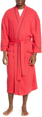 Majestic International Waffle Knit Robe