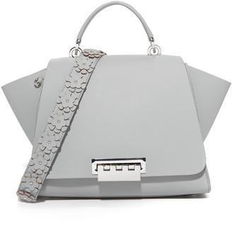 ZAC Zac Posen Eartha Iconic Soft Top Handle Bag $495 thestylecure.com