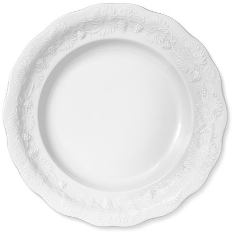 Le Vigne Dinner Plates, Set of 4