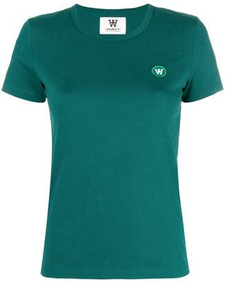Wood Wood short sleeve logo T-shirt