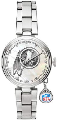 Redskins Sparo Charm Watch - Women's Washington Stainless Steel
