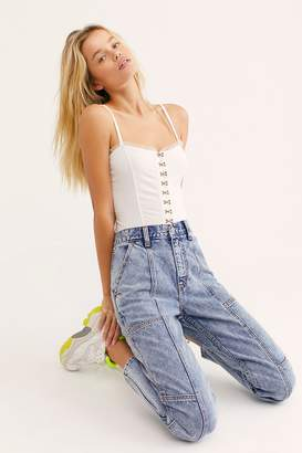 Levi's Utility Mom Jeans
