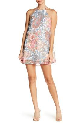 Show Me Your Mumu Gomez Halter Mini Dress