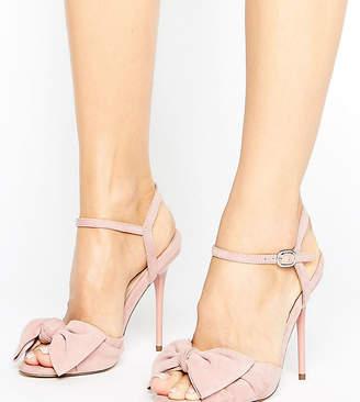 Office Scarlett Knot Heeled Sandals