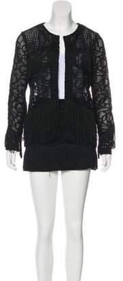 Alexis Albi Fringe Skirt Set w/ Tags
