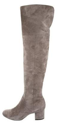 Sam Edelman Suede Over-The-Knee Boots