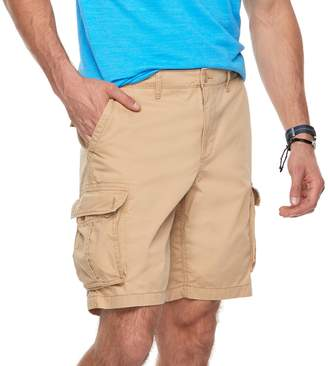 Sonoma Goods For Life Big & Tall SONOMA Goods for Life Modern-Fit Lightweight Twill Cargo Shorts