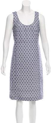 Tory Burch Patterned Knee-Length Dress