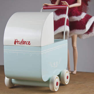Karrie Barron Maileg Micro Dolls Pram