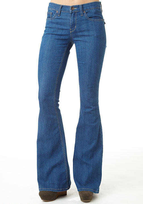 Alloy Truck Jeans Fit-and-Flare Jean