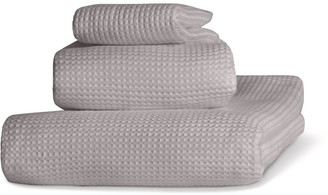 Design Within Reach DWR Waffle Terry Towel Set