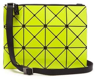 Bao Bao Issey Miyake Lucent Cross Body Bag - Womens - Yellow Multi