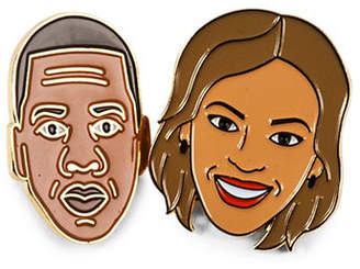 Beyonce DRAKE GENERAL STORE and Jay Z Two-Pin Set