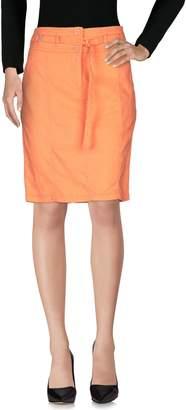 Armani Jeans Knee length skirts - Item 35266368BO