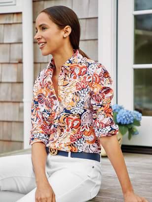 Lois Shirt in Gardenia
