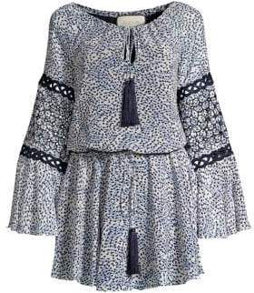 Alexis Lanelle Printed Tunic Dress