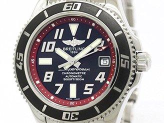 Breitling [ブライトリング 【 】ブライトリング スーパーオーシャン 42 ステンレススチール 自動巻き メンズ 時計A17364(BF113558)[中古]