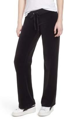 Juicy Couture Mar Vista Velour Track Pants
