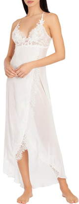 Jonquil Stephanie Chiffon Nightgown