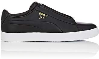 Puma Men's Clyde Fashion Leather Sneakers