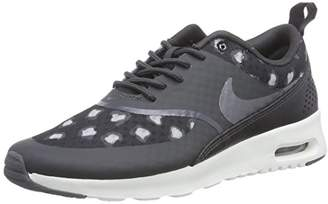 Nike Women's Air Max Thea Low Top Sneakers, Grey Grau, 6.5