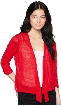 Nic+Zoe Petite Four-Way Cardy Women's Sweater