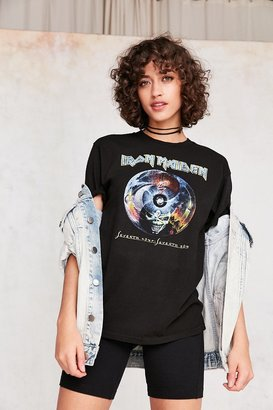 Urban Outfitters Iron Maiden Tee $39 thestylecure.com