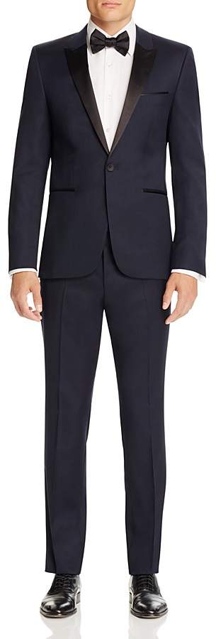 Hugo Boss HUGO Aylor Herys Navy Tuxedo - Slim Fit