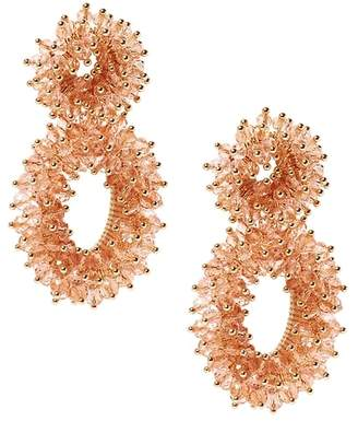 Banana Republic Pastel Cluster Statement Earring