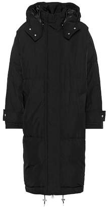 McQ Quilted down parka