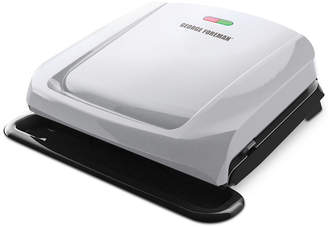 George Foreman GRP1060P 4 Serving Grill with Removable Plates