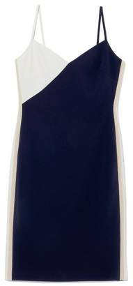 Vince Camuto Colorblock Slip Dress