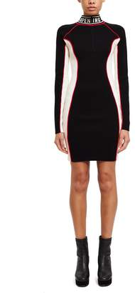 Opening Ceremony Optic Body Con Dress