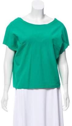 Marni Oversize Short Sleeve Top