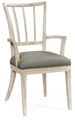 Jonathan Charles Fine Furniture Solid Wood Dining Chair Jonathan Charles Fine Furniture