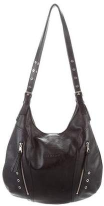 Leather Rock Kate Moss x Longchamp Hobo