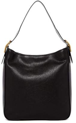 Anne Klein Jackie Leather Hobo Bag